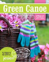 Okładka Green Canoe Style jesien 2012