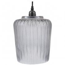 Lampa wisząca Grey Fiben