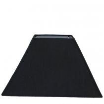 Abażur Linen Black