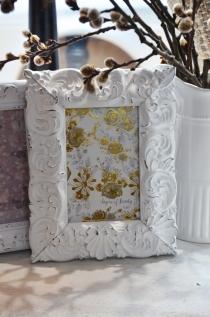 Ramka White Flower