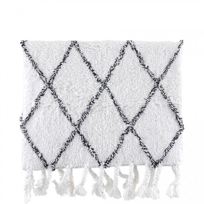 Dywanik łazienkowy White/Black