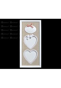 Ramka Romantic serce 2