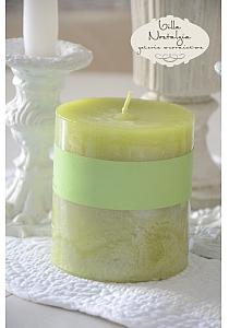 Świeca Green Tea